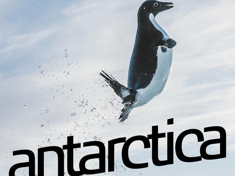 Antarctica exposition Lyon