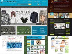 direction graphique de sites e-commerce sous prestashop