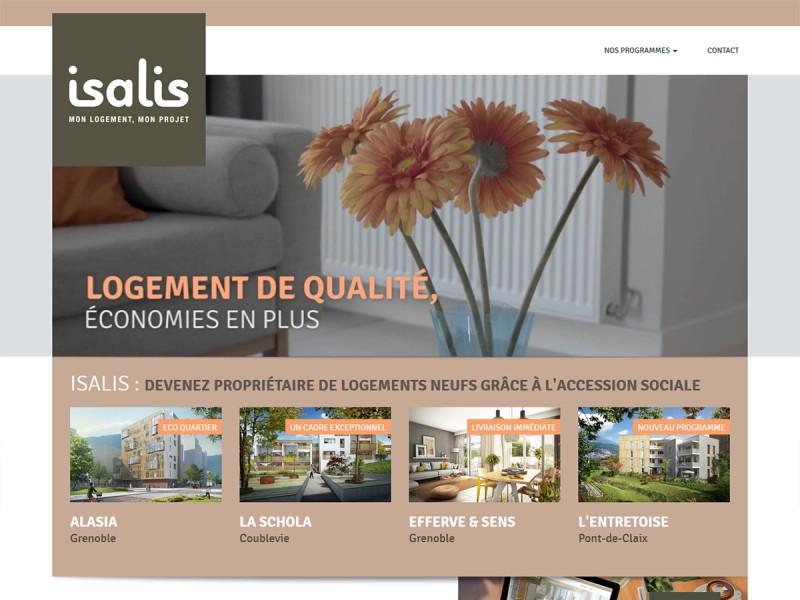 Isalis immo : programmes immobiliers dans le Rhône