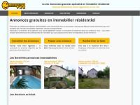 LogisDirect, site d'annonces immobilières en Symfony3