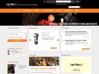 Neofeu, administrable, multilangue symfony2